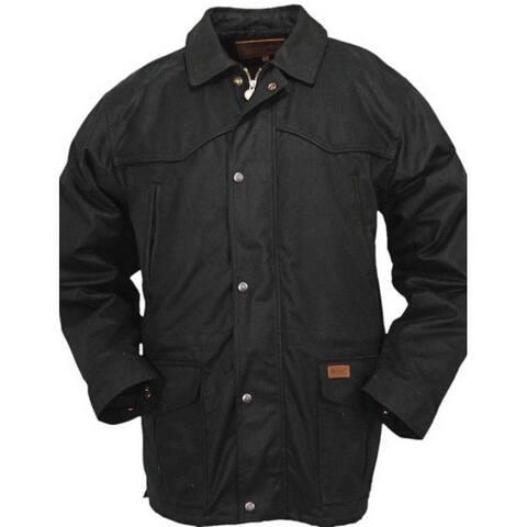Outback Trading Western Jacket Mens Pathfinder Waterproof Zipper