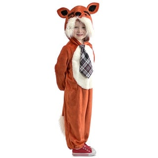 Toddler Quick the Fox Halloween Costume