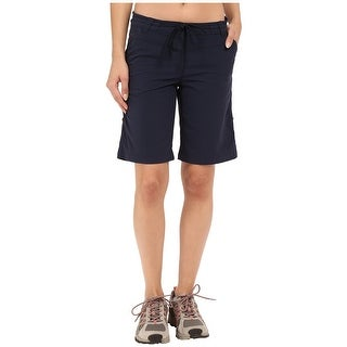 kupować tanio online tutaj Pierwsze spojrzenie Jack Wolfskin Navy Blue Womens Size Medium M Athletic Shorts |  Overstock.com Shopping - The Best Deals on Shorts