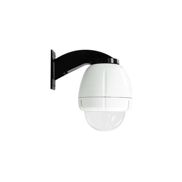 Panasonic PODV9CWTA Outdoor Vandal-proof dome housing for WV-CS584 Camera - wall mount- white