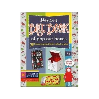 FunStitch Studio Marisa's Big Book Pop Out BoxesBk