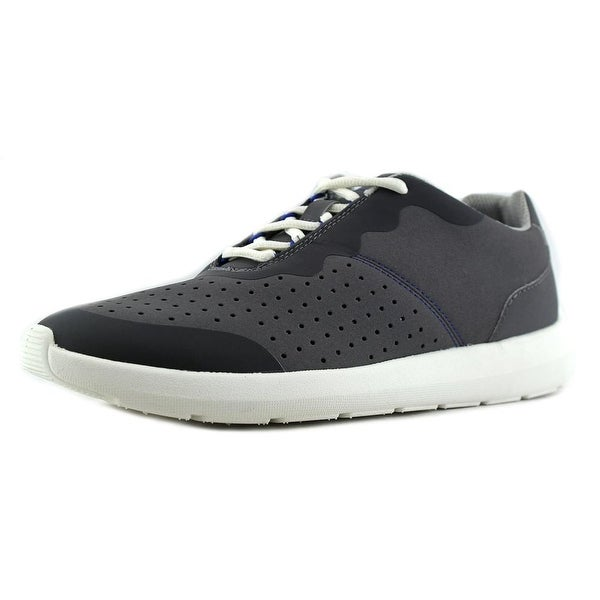 Clarks Narrative Torset Vibe Men Round Toe Suede Gray Sneakers