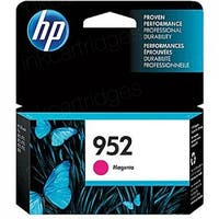 HP 952 Yellow Original Ink Cartridge (L0S52AN)(Single Pack)