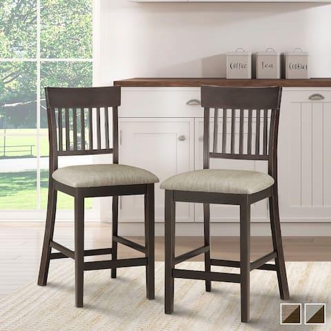 Artena Counter Height Chair (Set of 2)