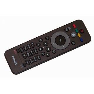 OEM Philips Remote Control: BDP2185/F7, BD-P2185/F7, BDP2105/F7, BD-P2105/F7, BDP2100/F7, BD-P2100/F7