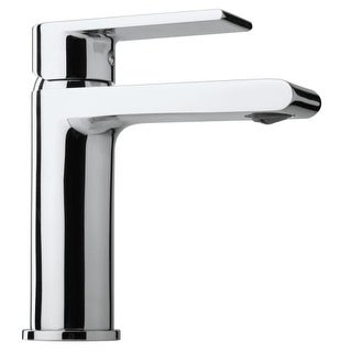 Jacuzzi MZ768 Broxburn 1.2 GPM Single Hole Bathroom Faucet with Optional Deck Pl