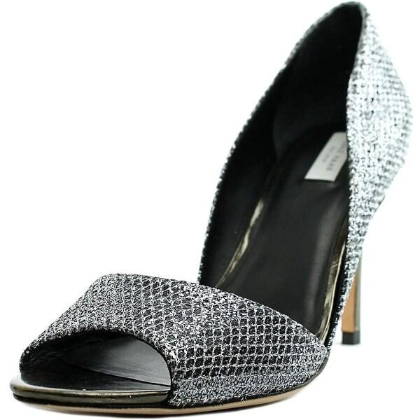 Cole Haan Antonia OT Pump Women Open-Toe Synthetic Heels