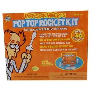 Professor Wacky's Pop Top Rocket Kit