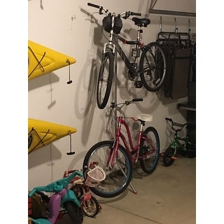 Delta Donatello 2 Bike Leaning Bicycle Rack by Delta