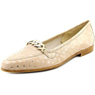 Amalfi By Rangoni Oste N/S Pointed Toe Suede Loafer