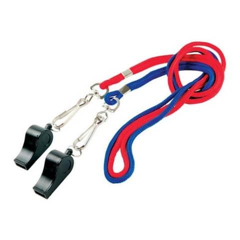 MacGregor 40-16137 Sport Whistle, PVC, Assorted