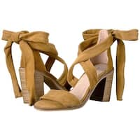 Musse & Cloud Womens Open Toe Casual Strappy Sandals