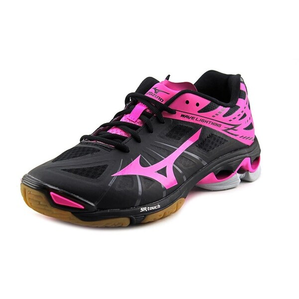 Mizuno Wave Lightning Z Women Round Toe Synthetic Black Cross Training
