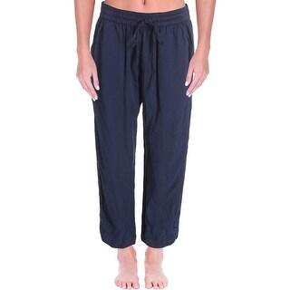 Bobeau Womens Lounge Pants Casual Pull On - M