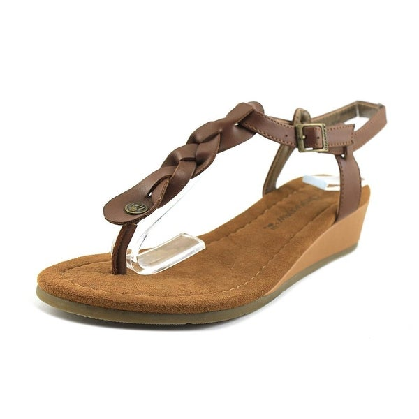 Bearpaw Gia Cognac Sandals