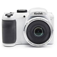 Kodak PIXPRO AZ252 Astro Zoom 16MP Digital Camera (White)
