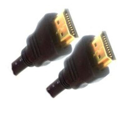 Xavier 25' Hdmi Cable - Gold Connectors (Black)