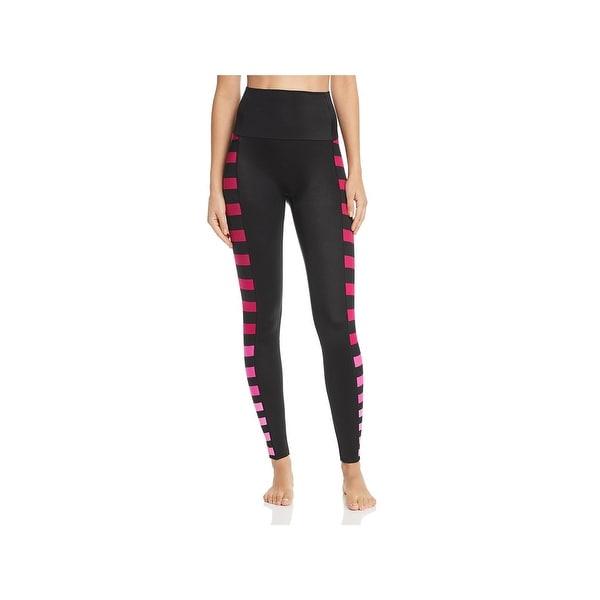 ce518f7a2af K-Deer Womens Athletic Leggings Yoga Striped