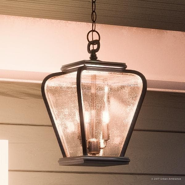French Country Outdoor Pendant Light