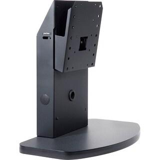 Peerless Industries - Peerless Solid-Point - Tv Stand For Plasma Panel ( Tilt & Swivel ) - Steel - Gra