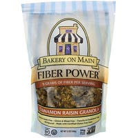 Bakery On Main - Cinnamon Raisin Fiber Power Granola ( 6 - 12 oz bags)
