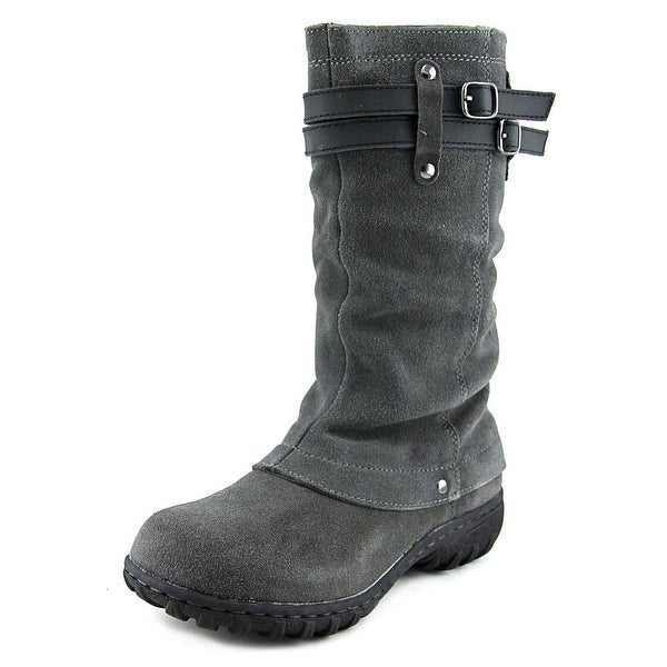 Khombu Mallory Round Toe Suede Winter Boot