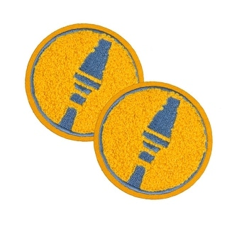 Team Fortress 2 Soldier Patches: Set of 2, Team Blu
