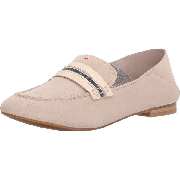 ED by Ellen Womens Latiana Leather Closed Toe Oxfords - 6