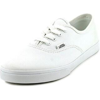 Vans Authentic Lo Pro   Round Toe Canvas  Sneakers