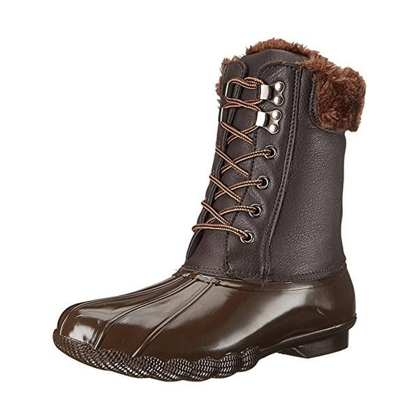 d2a80d3eba7 Shop Steve Madden Womens Tstorm Snow Boots Ankle Cold Weather - Free ...