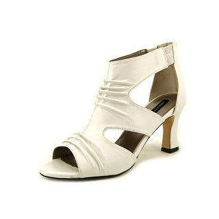 Array Sizzle  W Open-Toe Leather  Mary Janes
