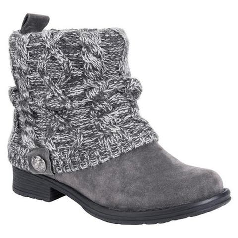 e3300130458 Buy Muk Luks Women's Boots Online at Overstock | Our Best Women's ...