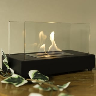 Sunnydaze El Fuego Ventless Tabletop Bio Ethanol Fireplace, Options Available