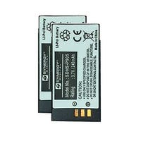 Replacement VTech BT291665 LiPo Cordless Phone Battery - 240mAh / 3.7v (2 Pack)