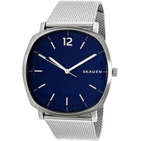 Skagen Men's Rungsted SKW6380 Silver Stainless-Steel Quartz Fashion Watch