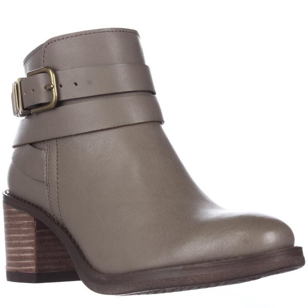 Lucky Brand Raisa Ankle Booties, Brindle - 6.5 us / 36.5 eu
