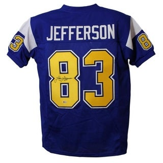 competitive price 7b7d1 43e0d Shop Autographed Wes Chandler San Diego Chargers Throwback ...