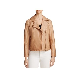 Bagatelle Womens Motorcycle Jacket Bomber Trapunto Stitch (2 options available)