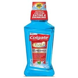 Colgate Total Advanced Pro-Shield Mouthwash, Peppermint Blast 8.4 oz