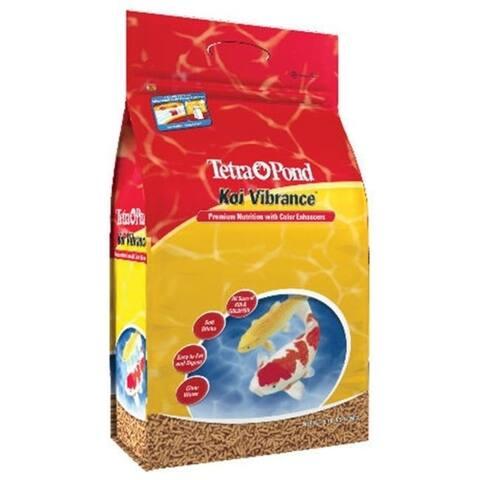 Tetra Pond TP16486 Tetra 16486 Koi Vibrance Sticks Floating Fish Food 5-.25-Pound