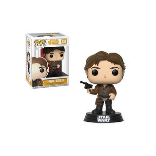 Pop! Star Wars: Solo - Han Solo Vinyl Figure