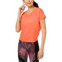 Calvin Klein Performance Womens T-Shirt Fitness Relaxed