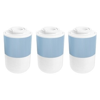 Replacement Water Filter Cartridge for Amana WF401S Filter Model - (3 Pack)