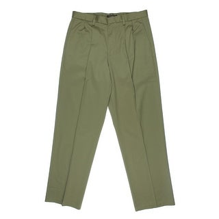 Dockers Mens Twill Relaxed Fit Khaki Pants