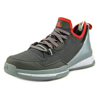 Adidas D Lillard Round Toe Synthetic Basketball Shoe