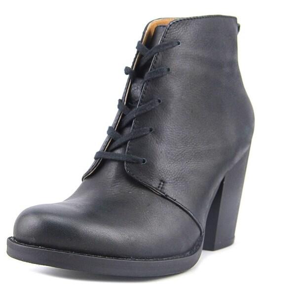 Latigo Fig Black Boots