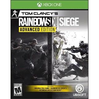 Rainbow 6 Siege Advanced Edition - Xbox One