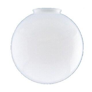"""Westinghouse 8190000 White Acrylic Globe, 4"""""""