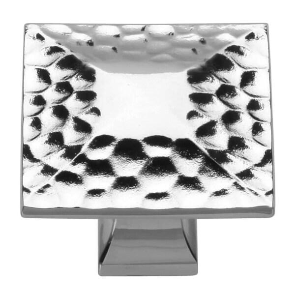 Hickory Hardware P2172 Craftsman 1-1/4 Inch Square Cabinet Knob