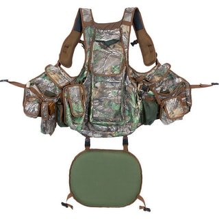 Hunters specialties 100014 hs strut turkey vest undertaker rt x-green 1-size